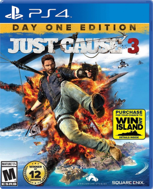 Just Cause 3: Day One Edition - PlayStation4