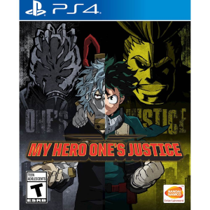 PS4 - My hero one's justice