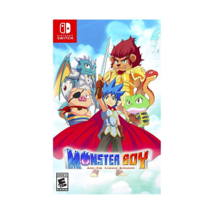 Videojuego Nintendo Switch Monster Boy and the Cursed Kingdom
